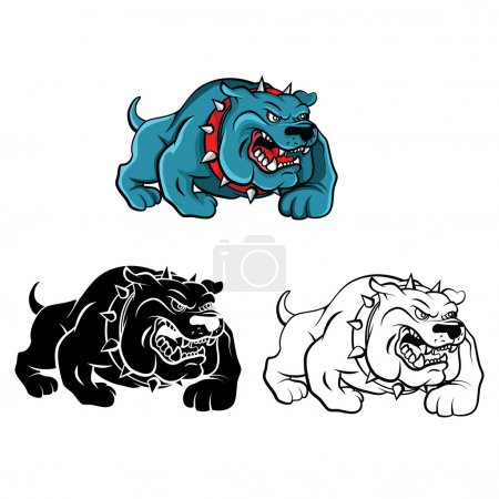 Angry  Bulldogs collection