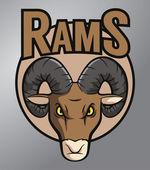 RAM maskot