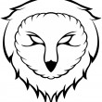Owl head symbol...