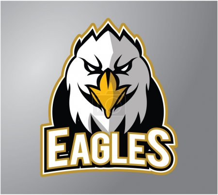 Eagle design vector illustration