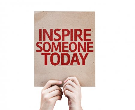 Inspire Someone Today card