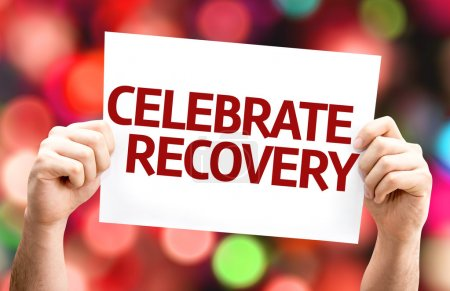 Celebrate Recovery card