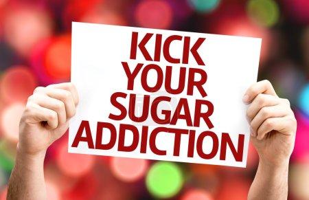 Kick Your Sugar Addiction card