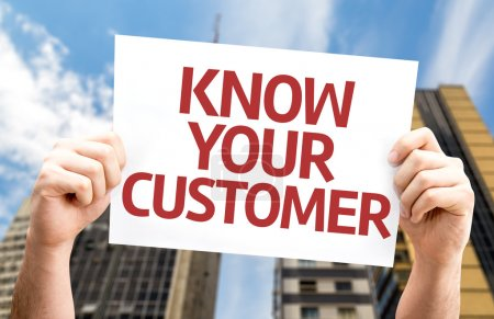 Know Your Customer card