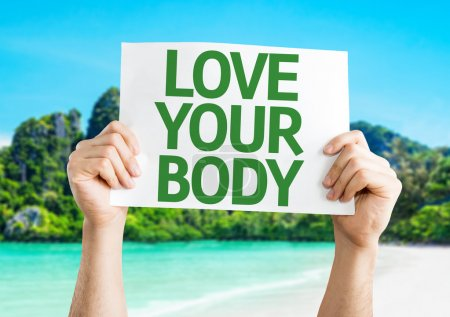 Love Your Body card
