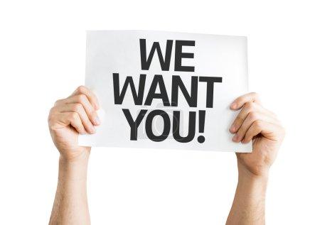 Nous voulons que vous ! carte