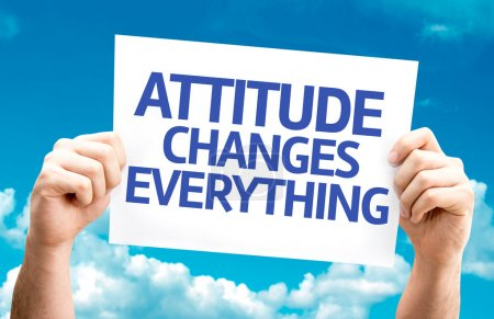 Attitude Changes Everything card