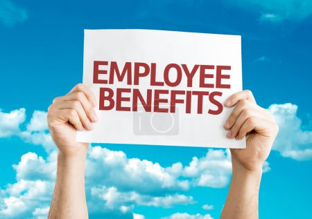 Employee Benefits card