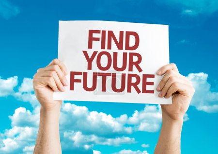 Find Your Future card