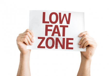 Low Fat Zone card