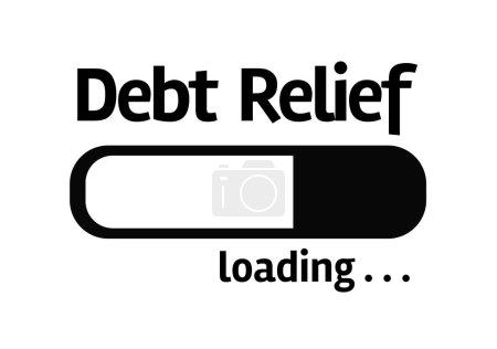 White board : Debt Relief