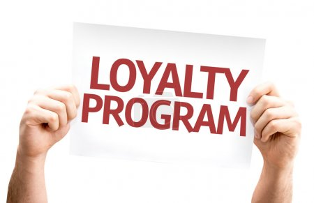 Loyalty Program card