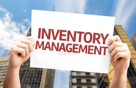 Inventory Management card