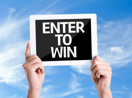 Text Enter to Win