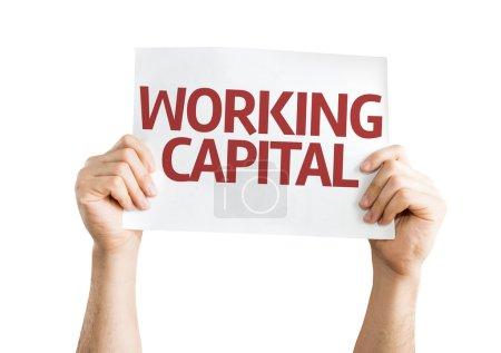 Working Capital card