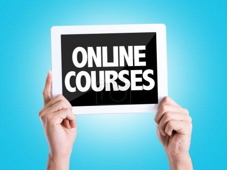Text Online Courses
