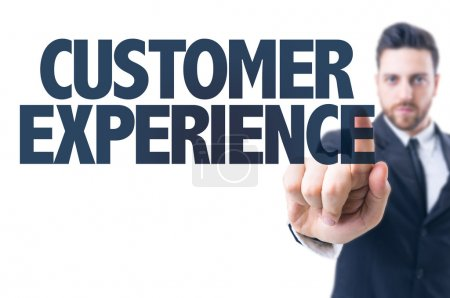 Text: Customer Experience