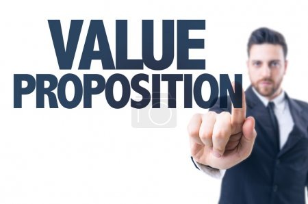 Text: Value Proposition