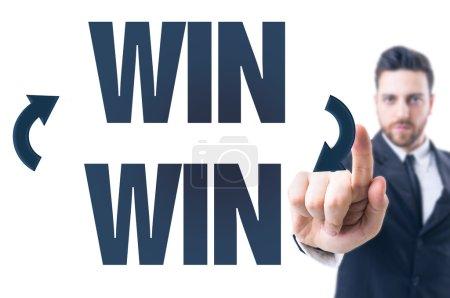 Text: Win Win