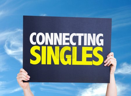 Connecting Singles card