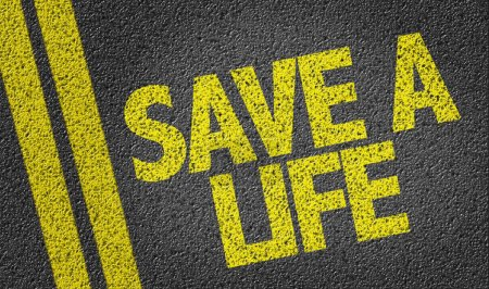 Save a Life on the road
