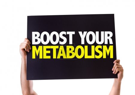 Boost Your Metabolism card