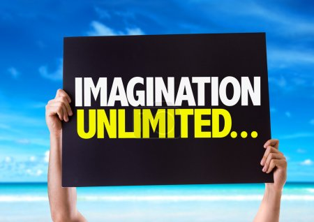 Imagination Unlimited... card
