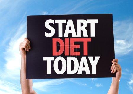Start Diet Today card