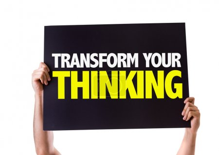 Transform Your Thinking card