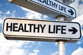 Zdravý život směr znamení