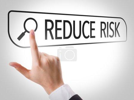 Reduce Risk written in search bar