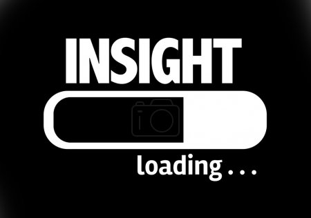 Bar Loading with the text: Insight