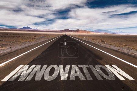 Innovation on desert road
