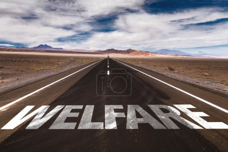 Welfare on desert road
