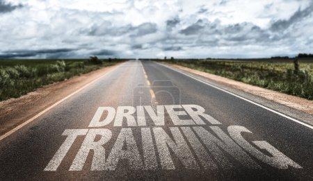 fahrer-training, auf, ländliche, straße - B84028792