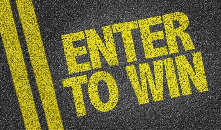 Enter to Win on the road
