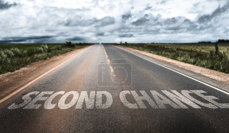 Second Chance on road