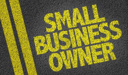 Small Business Owner on the road