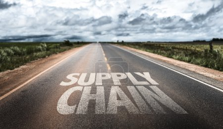Supply Chain on rural road