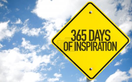 365 Days of Inspiration sign