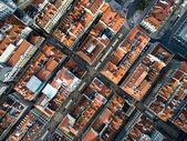 Lower Town in Lisbon