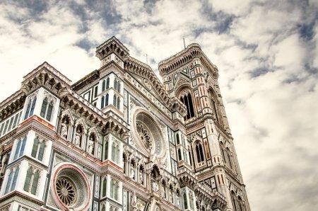 The facade of Santa Maria del Fiore was one of the...