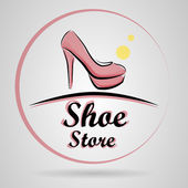Logo shoes