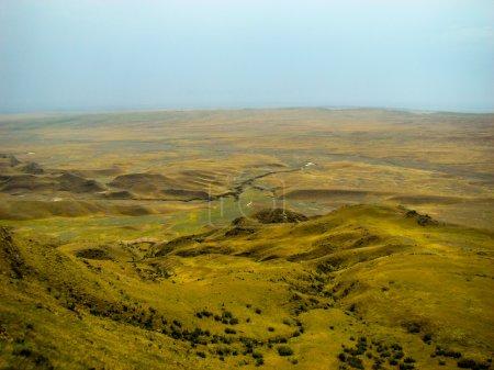 Mountain path near David Gareja monastery
