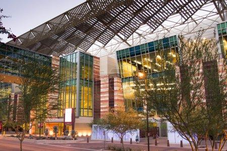 Convention Center exterior in Phoenix, Arizona...