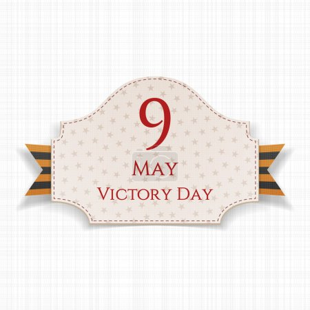 Victory Day 9th May paper Banner