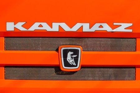 логотип КАМАЗ