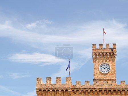 Spinucci Castle in Chieti (Italy)