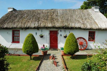 Hogar típico irlandés