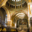 The Basilica of St. Therese of Lisieux. An imposin...